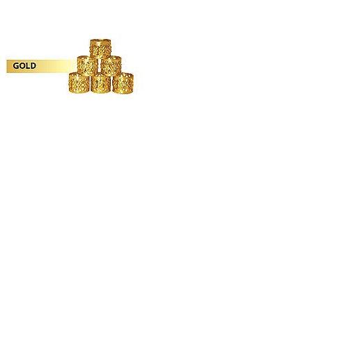 RastAfri Jumbo Jewels Diamond Hair - Gold
