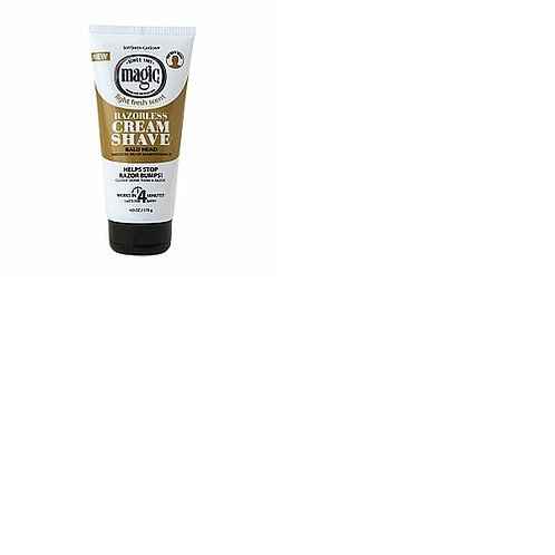 Magic Cream Shave for Bald Head 6 oz