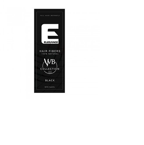 ELEGANCE Hair Fibers Black