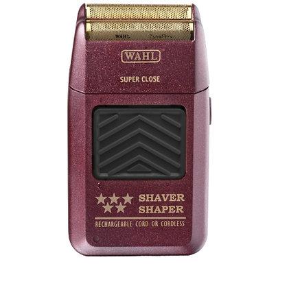 Wahl Professional 5 Star Super Close Cordless Double Foil Shaver (8061-100)