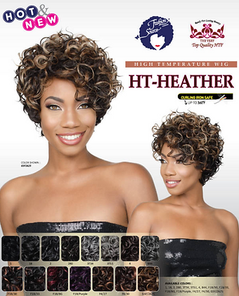 Fashion Source Wig HT-Heather