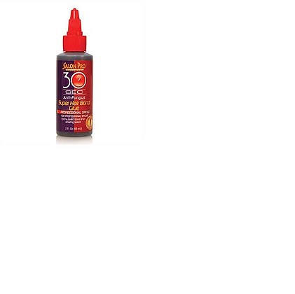 Salon Pro 30 Sec Super Hair Bond Glue