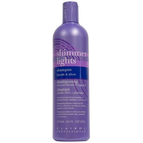 Clairol Professional® Shimmer Lights Blonde & Silver Shampoo -16 fl oz