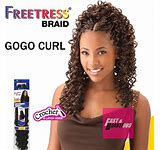 Freetress Braid GoGo Curl 26""