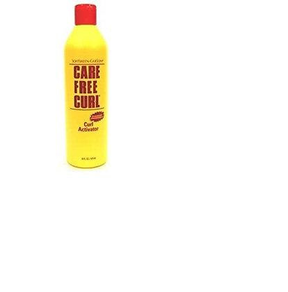 Care Free Curl Curl Activator 16oz.