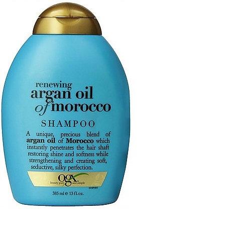 OGX Shampoo, Renewing, Moroccan Argan Oil, 13 fl oz (385 ml)