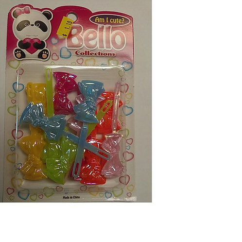 Bello Bow Barrett Assorted Colors