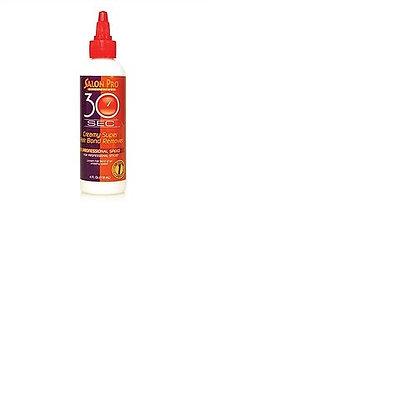 Salon Pro 30 Sec Creamy Super Hair Bond Remover 4oz