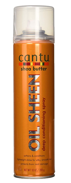 Cantu Shea Butter Oil Sheen Deep Conditioning Spray 10oz. oz