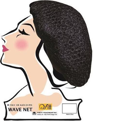 QFITT WAVE NET - BLACK