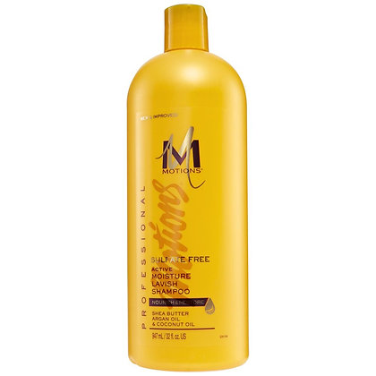 Motions Active Moisture Lavish Shampoo 32oz.