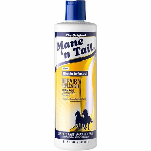 Mane 'n Tail Repair & Replenishing Shampoo 11.2 oz.