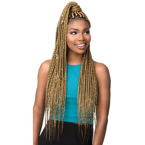 """Sensationnel Ruwa African Collection Synthetic Braids – 3X Pre-Stretched 24"""""""