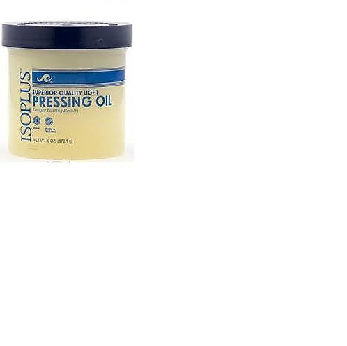 Isoplus Pressing Oil 6 oz