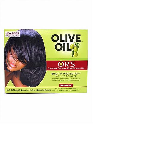 ORS Olive Oil No Lye Relaxer Kit