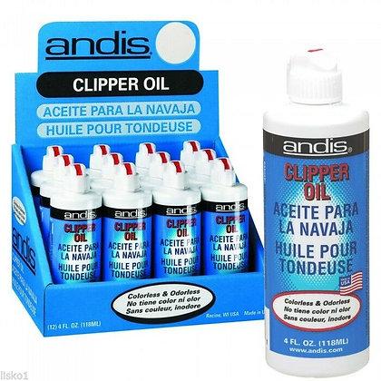Andis Clipper Oil 4oz. #12108