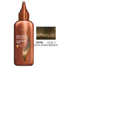 Clairol Beautiful Collection Semi-Permanent Hair Color 3 oz