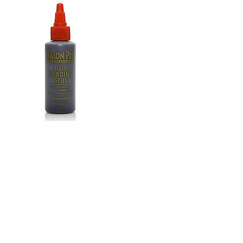 Salon Pro Hair Bonding Glue / Black