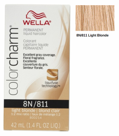 Wella Color Charm Permanent Liquid 1.4oz