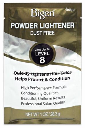 Bigen Dust Free Powder Lightener 1 oz