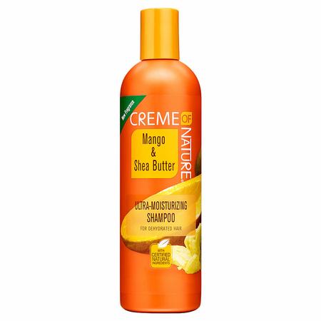 Creme Of Nature Mango & Shea Butter Ultra-Moisturizing Shampoo 12 oz