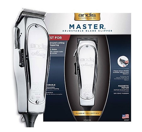 Andis Professional Master Adjustable Blade Clipper 01557