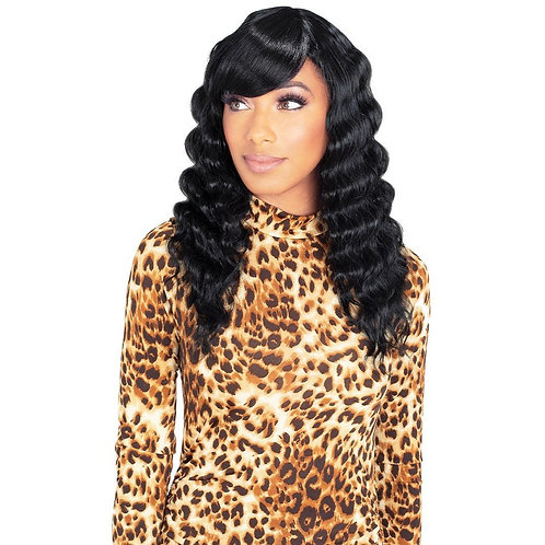 """Zury Sis The Dream Synthetic Wig - DR H BANG CRIMP 18"""""""