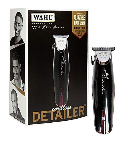 Wahl Professional 5-Star Cordless Detailer #8163 - Black