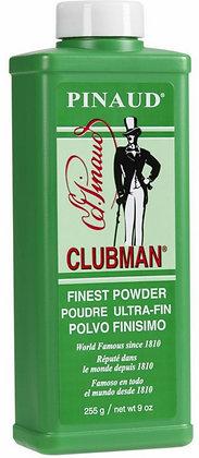 Pinaud Clubman Finest Powder, 9 Oz