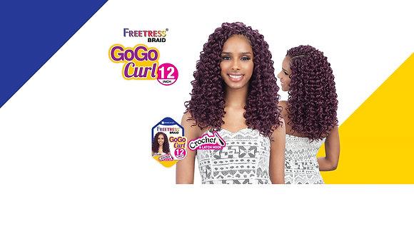 """Freetress Braid Gogo Curl 12"""""""