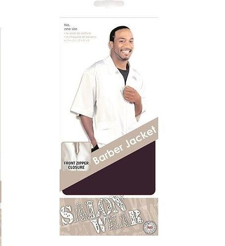 M&M  Salonwear Barber Jacket