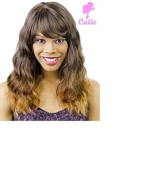New Born Free Cutie Collection Synthetic Full Wig - CT43