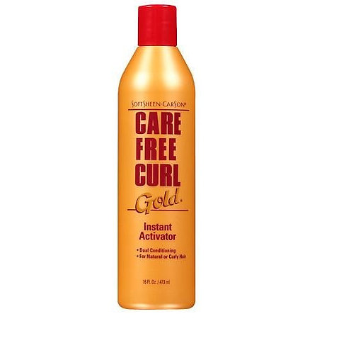 Care Free Curl Gold Activator 16oz