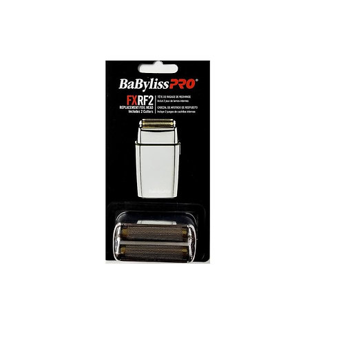 BaByliss PRO Replacement Double Foil & Cutter Bar - Silver  (FXRF2)