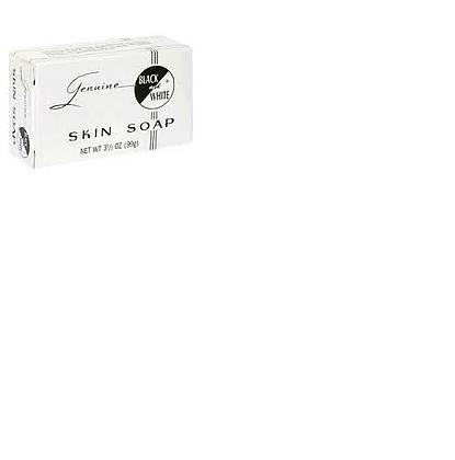 Black and White Soap 3.5 oz
