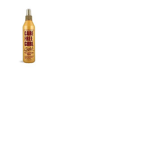Care Free Curl Gold Hair & Scalp Spray 16oz