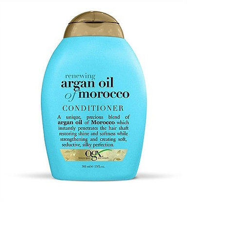 OGX Conditioner, Renewing Moroccan Argan Oil, 13 fl oz (385 ml)