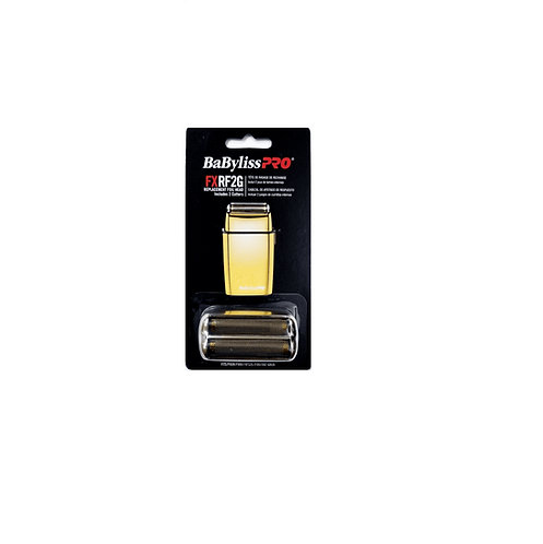 BaByliss PRO Replacement Double Foil & Cutter Bar - Gold (FXRF2G)