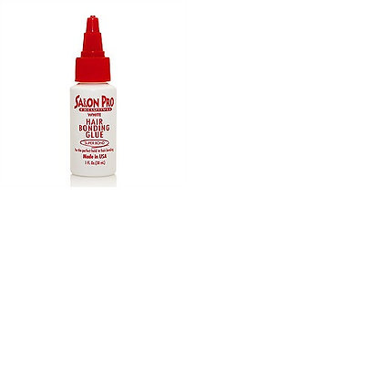 Salon Pro Hair Bonding Glue / White