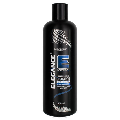 Elegance Refreshing Shampoo w/Keratin 16.9oz