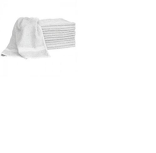 Eden Towels - White, 12Pk, 15x15