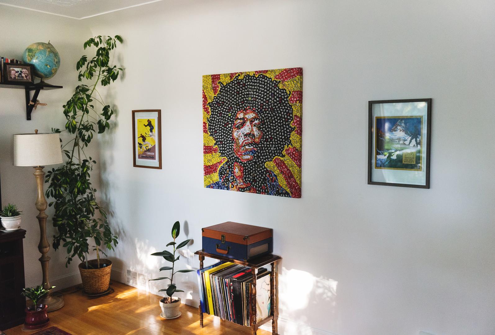Jimi Hendrix - On Location