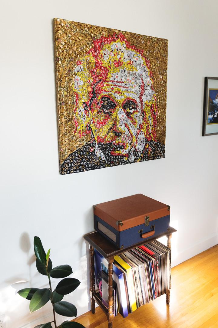 Albert Einstein - On Location
