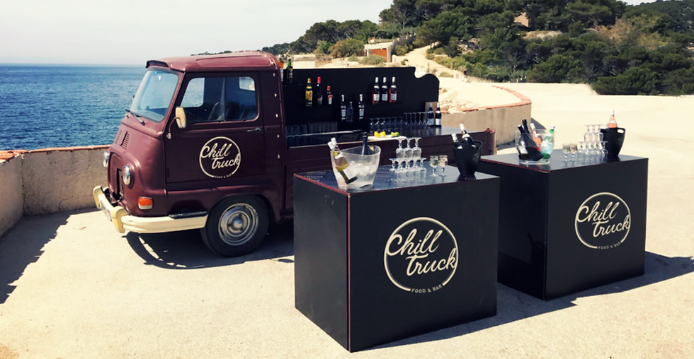 Food Truck Bar Truck Marseille