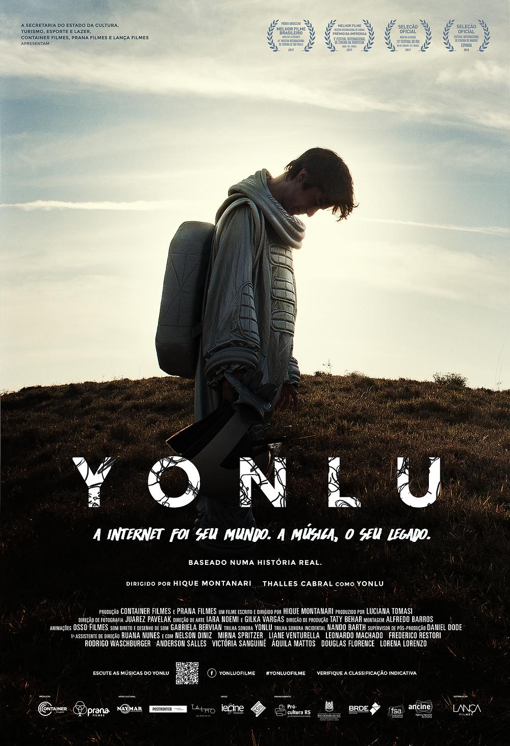 O filme, estrelado por Thalles Cabral, estreia nos cinemas dia 30 de agosto.