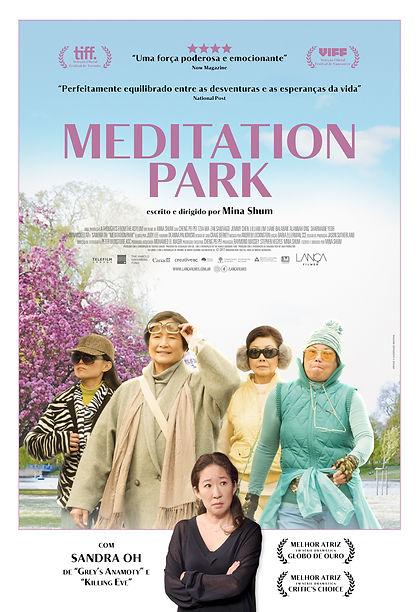 Cartaz Meditation Par