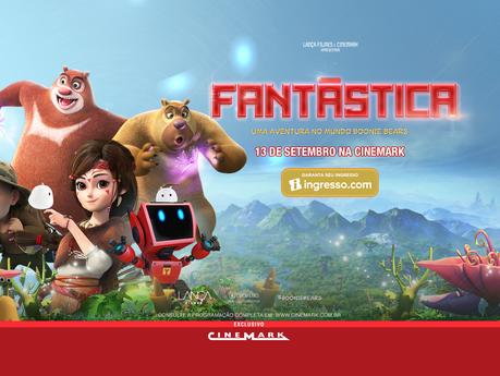 Saiba onde assistir a pré-estreia da animação Fantástica