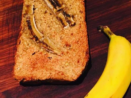 6-Ingredient Banana Bread