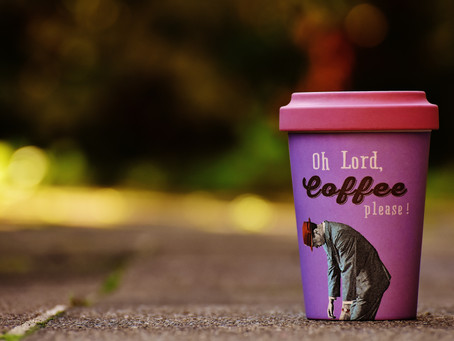 Go the extra mile with caffeine