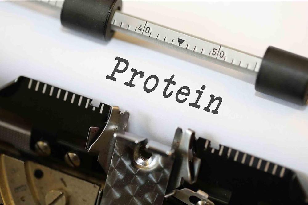 Protein Typewriter